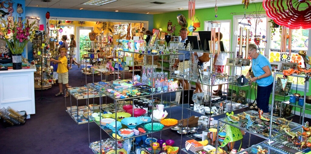 MustDo.com Suncatcher's Dream handcrafted gifts Sanibel, FL Must Do Visitor Guides