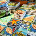 Must Do Visitor Guides, MustDo.com | Suncatcher's Dream handpainted tiles Sanibel, FL