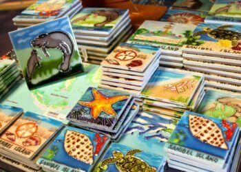 Must Do Visitor Guides, MustDo.com | Suncatcher's Dream handpainted tiles Sanibel, FL