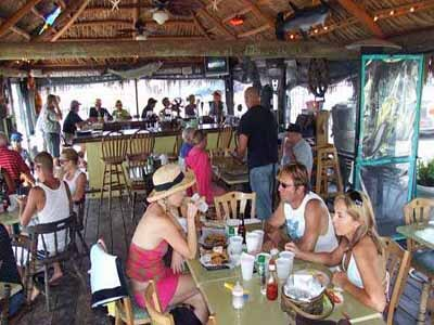 MustDo.com | Capri Fish House Chickee Hut Isles of Capri near Naples and Marco Island, FL
