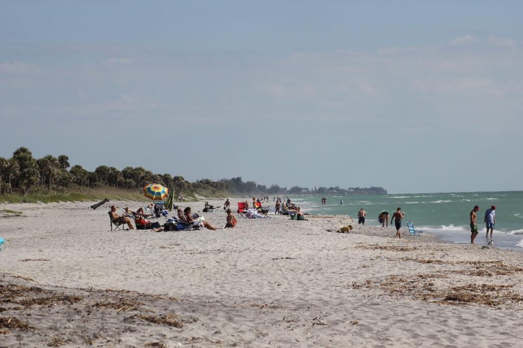 Caspersen Beach Venice, Florida. Must Do Visitor Guides, MustDo.com