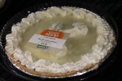 MustDo.com | Famous Key Lime Pie from Jerry's Foods supermarket on Sanibel Island, Florida