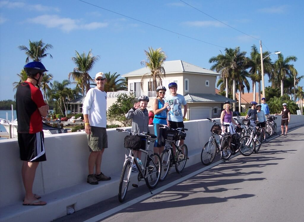 MustDo.com, Fun bike ride around Marco Island, Florida with Island Bike Shop