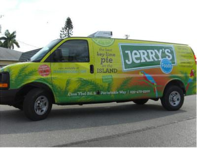 MustDo.com | Jerry's Foods on Sanibel will deliver your groceries right to your vacation rental or home!