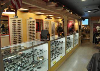 MustDo.com | Large selection of glasses at Sanibel Sunglass Company, Sanibel Island, FL