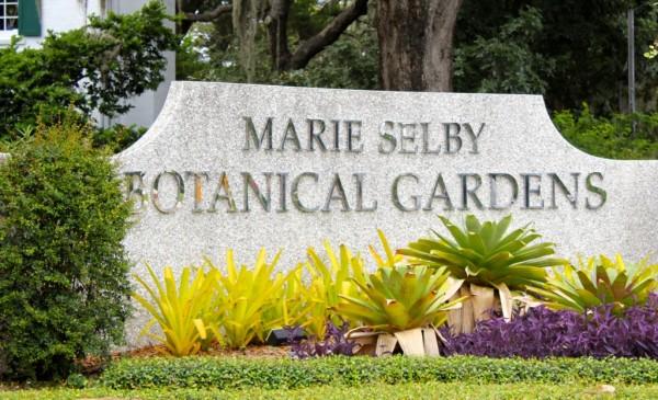 Marie Selby Botanical Gardens Sarasota, Florida USA. Must Do Visitor Guides, MustDo.com