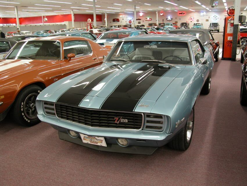 Muscle Car City Is One Man S Dream Car Collection Must Do Visitor