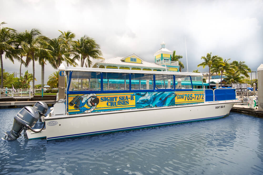 MustDo.com | Sight Sea-R sightseeing, shelling and sunset cruises Fort Myers Beach, Florida