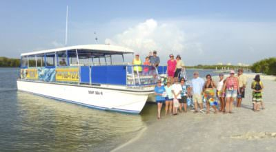 MustDo.com | Sight Sea-R Cruises offers sightseeing, sunset and shelling cruises Ft. Myers Beach, Florida