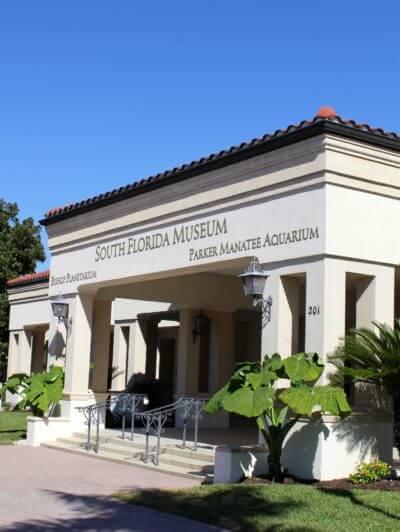 South Florida Museum Bradenton, Sarasota, Florida attractions. Must Do Visitor Guides, MustDo.com