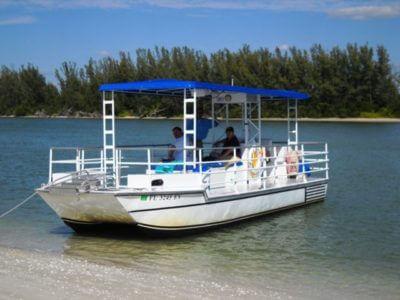 MustDo.com | Sunshine Tours' Sunshine Express sightseeing, shelling and tour boat Marco Island, FL