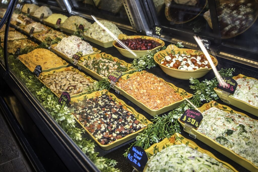 Oakes Farms Market deli features hot & cold selections Naples, Florida ...