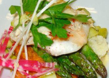 MustDo.com | Dine on regional fresh Florida fish, seafood and organic produce at Il Cielo Italian restaurant Sanibel Island, Florida