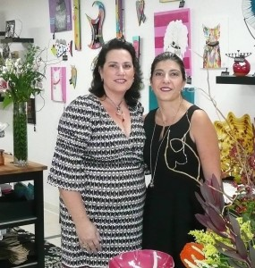 MustDo.com | Just/Because boutique owners Marie Bria Cohen and Barbara Bria Puliese Sarasota, Florida