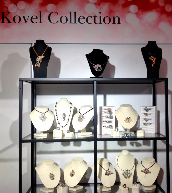 MustDo.com | Kovel jewelry collection Just/Because boutique St Armands Circle Sarasota, Florida