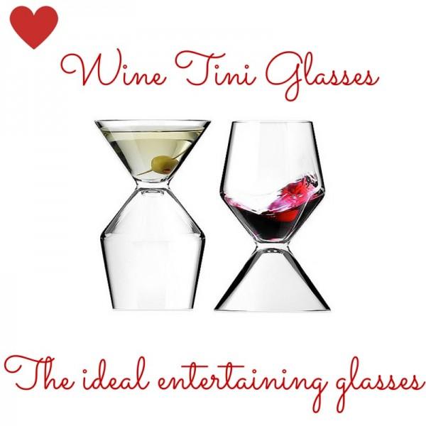 MustDo.com | Wine Tini Glasses Just/Because boutique St Armands Circle Saraosta, Florida