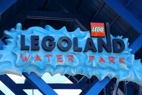 MustDo.com | Legoland Water Park. LEGOLAND Florida is the largest LEGOLAND® in the world. It features 50 rides, shows and attractions on 50 acres. Aimed at visitors aged 2 to 12, it's an amazing colorful world of rides, activities and working Lego models.