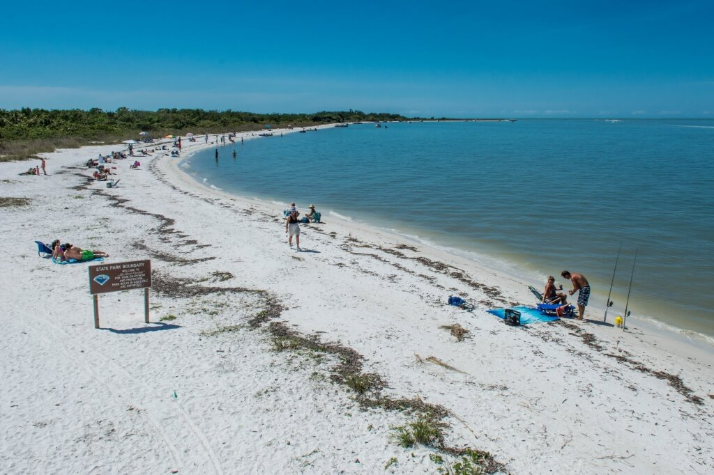 MustDo.com | Lovers Key Beach & Gulf Mexico. Lovers Key State Park Fort Myers Beach, Florida