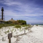 MustDo.com | Sanibel Island Lighthouse, wildlife area and beach Sanibel, FL
