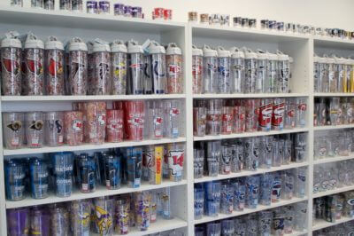 Tervis insulated tumblers with your favorite sports team logo. Tervis Factory Outlet Osprey, FL