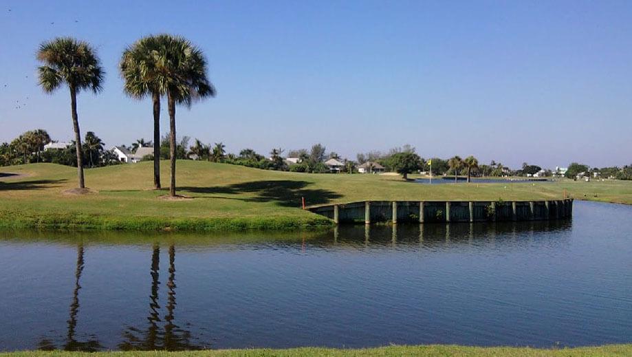 MustDo.com | The Dunes championship golf course Sanibel Island, Florida.