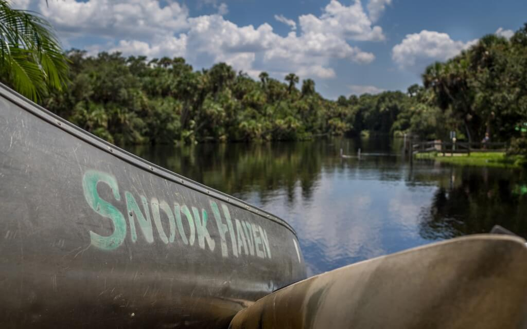 MustDo.com | Myakka River canoe rentals Snook Haven Venice, Florida