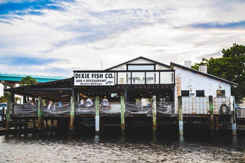 Dixie Fish Co in Fort Myers Beach, Florida | Must Do Visitor Guides