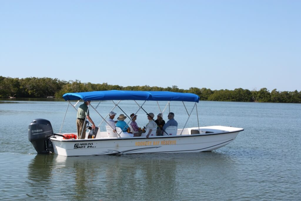 MustDo.com | Guided Kayak and boat tours of Rookery Bay Naples, Florida.