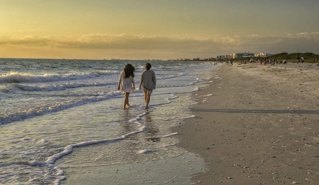 MustDo.com | Serene Barefoot Beach State Preserve near Naples and Fort Myers, Florida