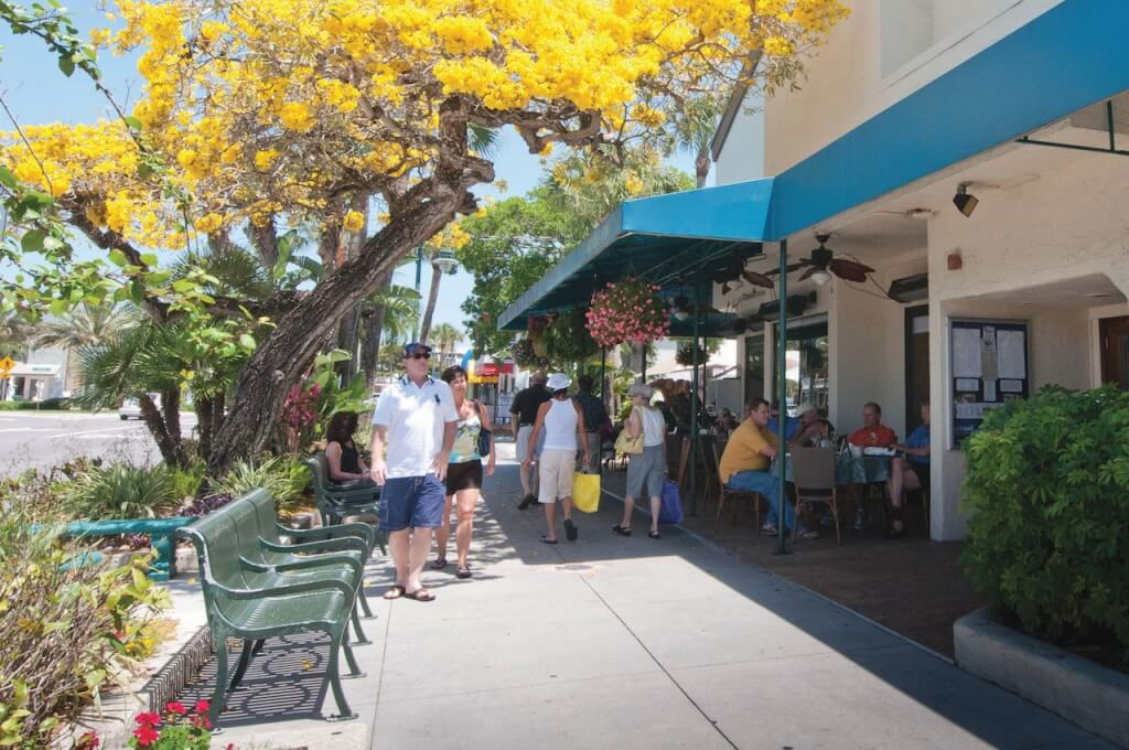 Shop to your heart's desire in Sarasota County. Enjoy a little retail therapy with your vacation to Florida's Gulf Coast. Stroll, shop and eat in historic districts and chic shopping malls throughout the area.