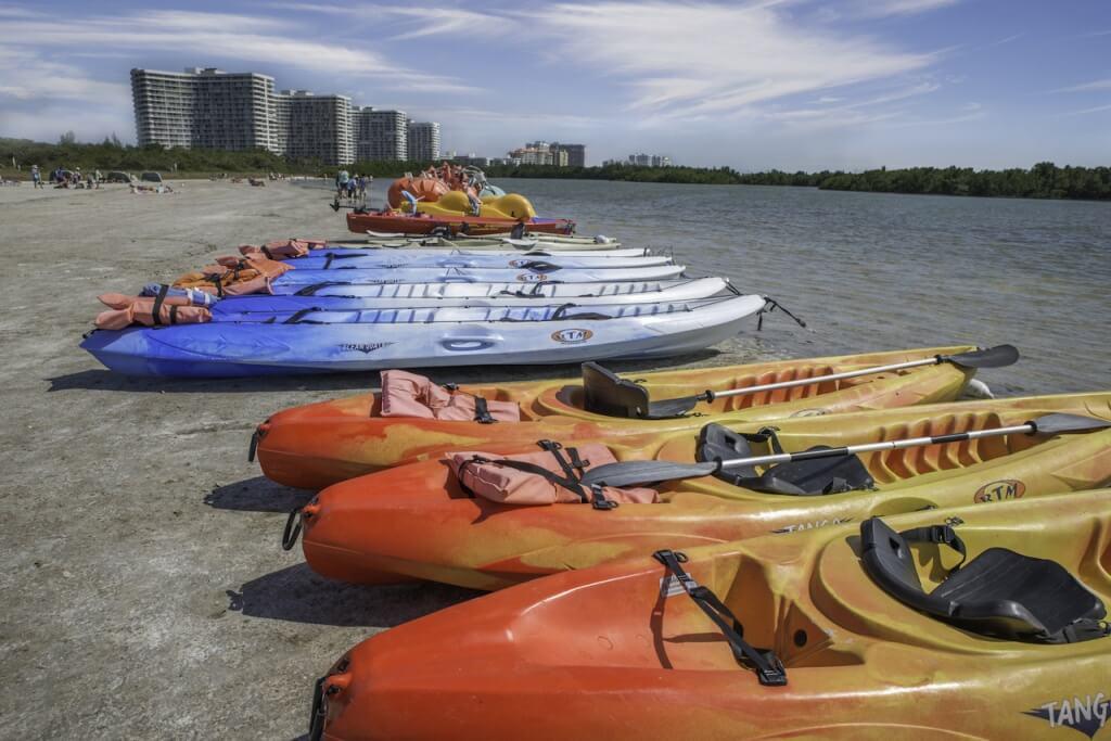Tigertail Beach Equipment Rentals