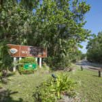 MustDo.com | Entrance to Delnor Wiggins Pass State Park Naples, Florida. Photo by Jennifer Brinkman.
