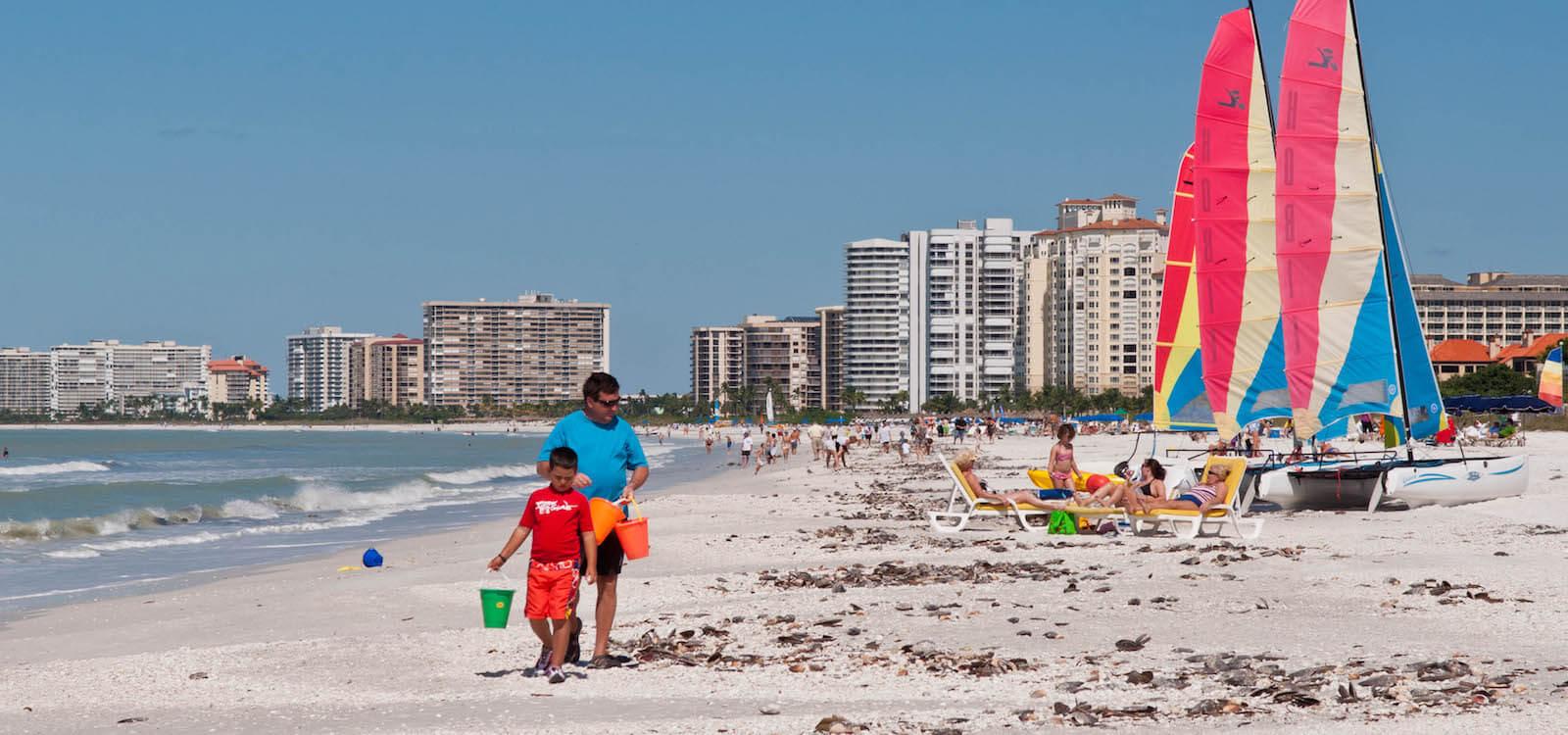 Gulf of Mexico at Marco Island, Florida, USA. Photo by Debi Pittman Wilkey