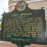 MustDo.com | Fort Myers, Florida historical marker The Southwest Florida Historical Society.
