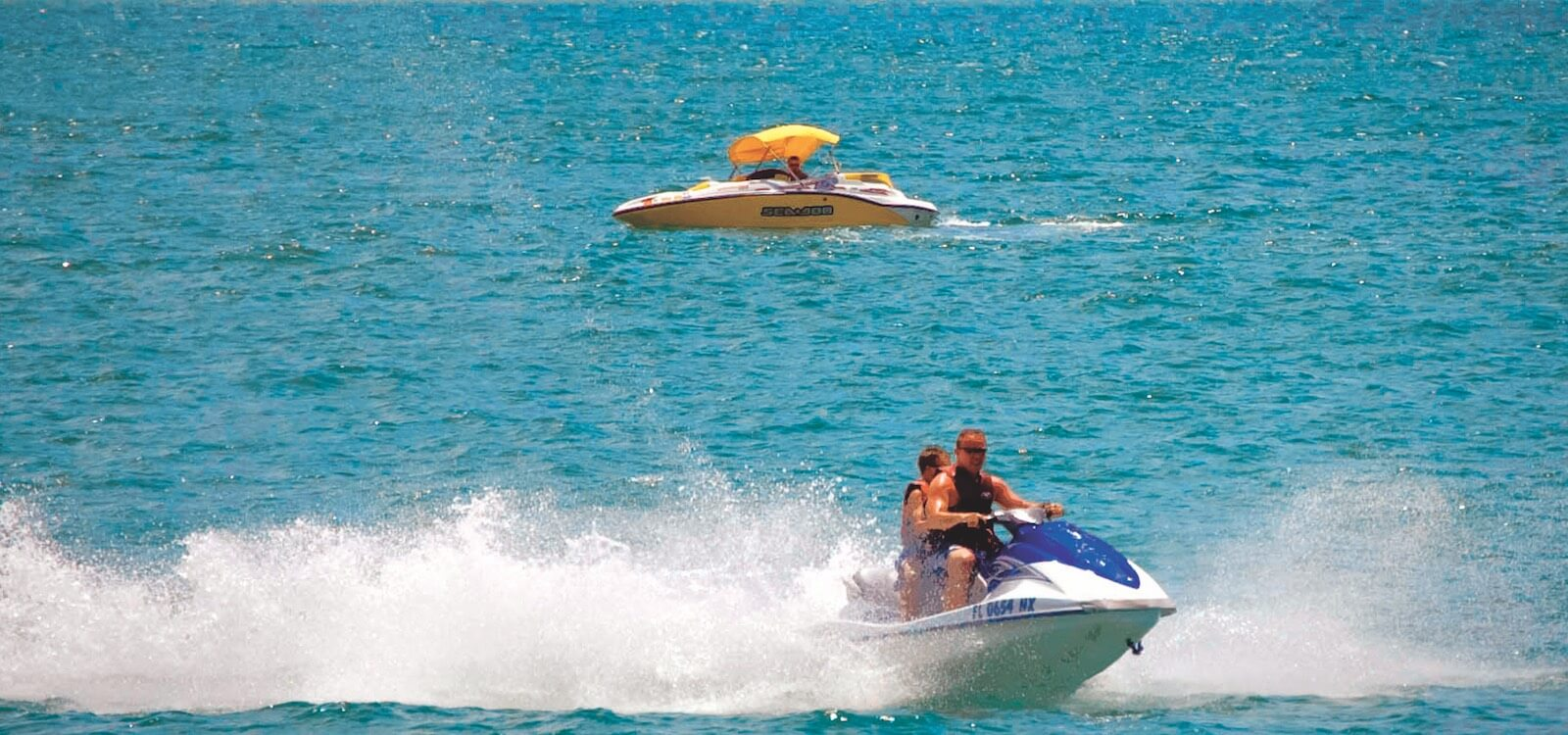 MustDo.com | Jet ski and WaveRunner tours and rentals in Naples and Marco Island, Florida.