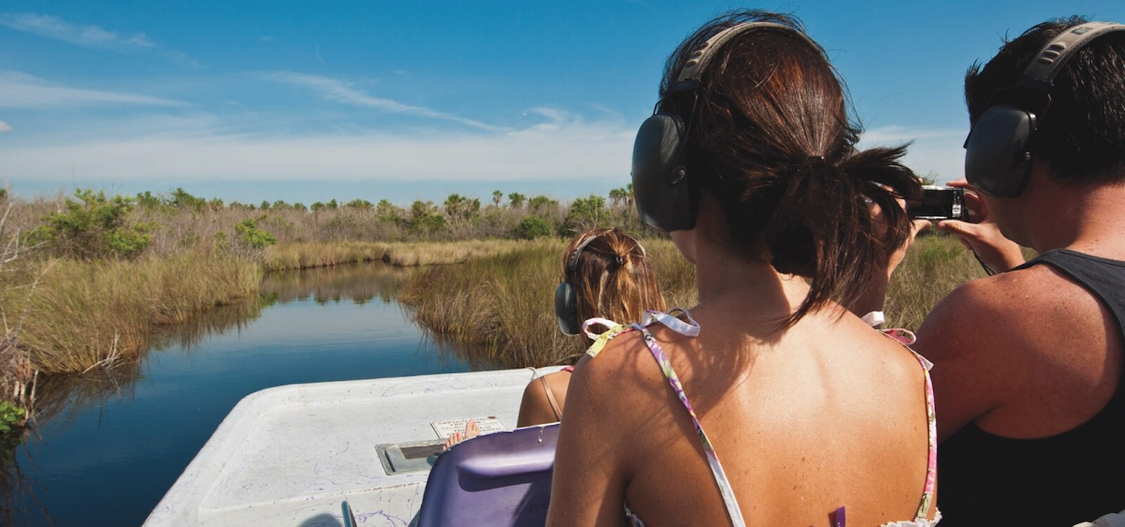 MustDo.com | Airboat tour in Florida.