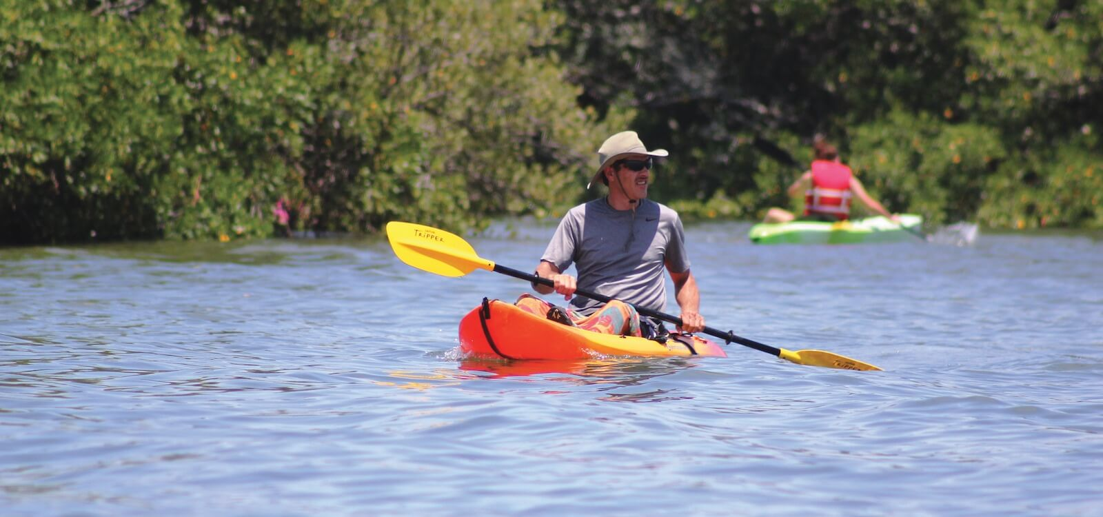 MustDo.com | Sarasota, Florida guided kayak tour.