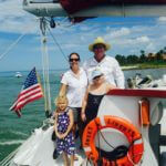 MustDo.com | Join Capt. Shane Chaplan & family aboard Sweet Liberty sailing catamaran tours in Naples, Florida