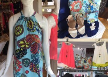 MustDo.com | L. Boutique and L. Shoes in Historic Burns Court near downtown Sarasota offers everything from casual beachy chic to glamorous gowns and cocktail dresses, designer shoes, handbags, jewelry, sunglasses, and accessories.