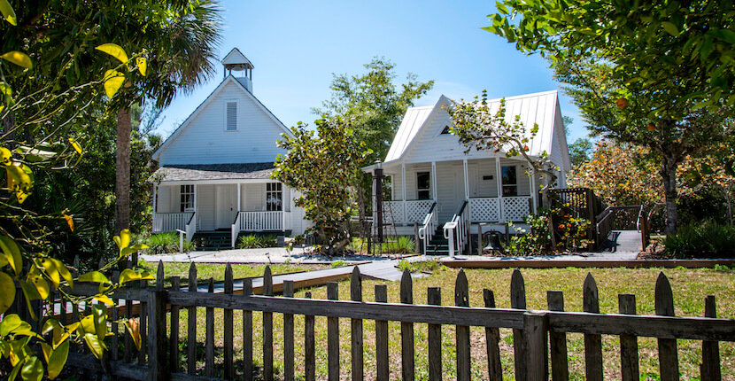 MustDo.com | Sanibel Historical Museum and Village Sanibel Island, Florida. Photo by Jennifer Brinkman.