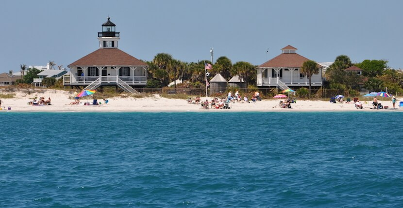 Boca Grande, Florida. Since 1986, Captiva Cruises has been offering tours through Southwest Florida's estuary and National Wildlife Refuge that is Pine Island Sound. This aquatic preserve is home to abundant wildlife and rich with history. The crew aboard Captiva Cruises' vessels shares their in-depth knowledge and passion for the area while passengers marvel at the native Florida wildlife. Must Do Visitor Guides, MustDo.com