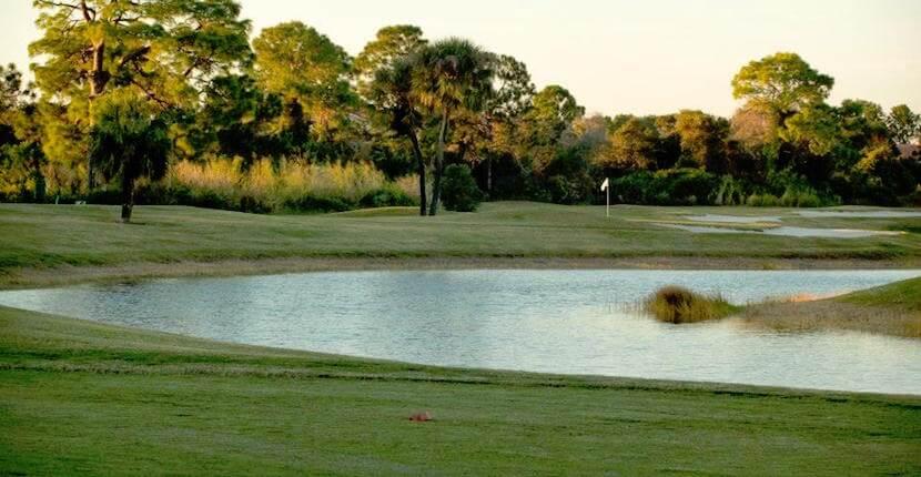MustDo.com | A semi-private 3,400 yard, par-61 executive Bonita Springs, Florida golf course designed by Gordon Lewis. Bonita Fairways Golf Course features seven par 4's with the remaining par 3's providing an enjoyable challenge to all golfers regardless of their skill level.