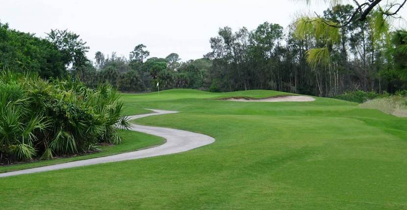 MustDo.com | A semi-private 3,400 yard, par-61 executive Bonita Springs, Florida golf course designed by Gordon Lewis. Bonita Fairways Golf Course features seven par 4's with the remaining par 3's providing an enjoyable challenge to all golfers regardless of their skill level.
