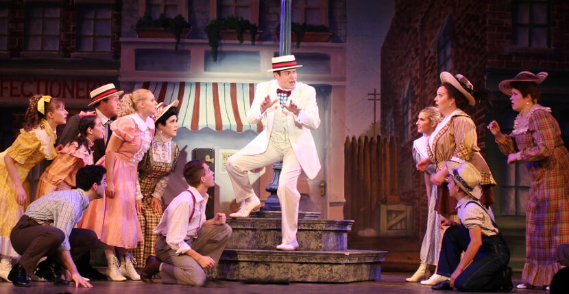MustDo.com | Broadway Palm Dinner Theatre Fort Myers, Florida. Must Do Visitor Guides.