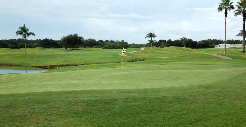 MustDo.com | Pope Golf, Buffalo Creek Golf Course Palmetto, FL. Must Do Visitor Guides Florida vacation information.