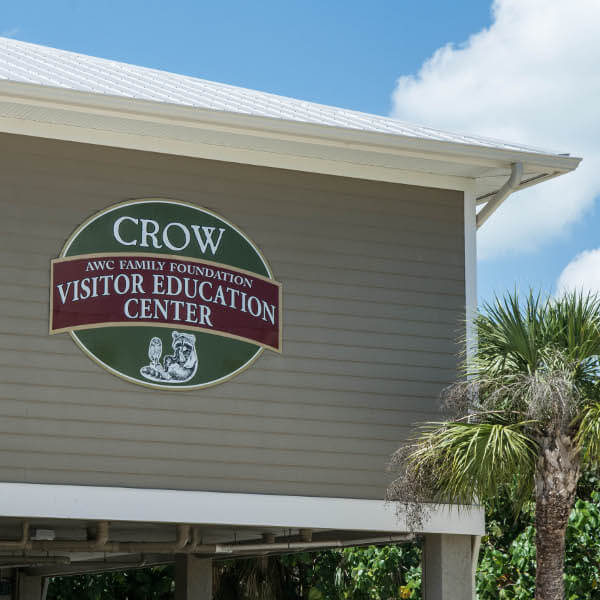 CROW Center, Sanibel Island, Florida, USA