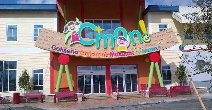 Golisano Children's Museum of Naples, C'mon Naples, Florida. Photo by Mary Carol Fitzgerald. Must Do Visitor Guides, MustDo.com