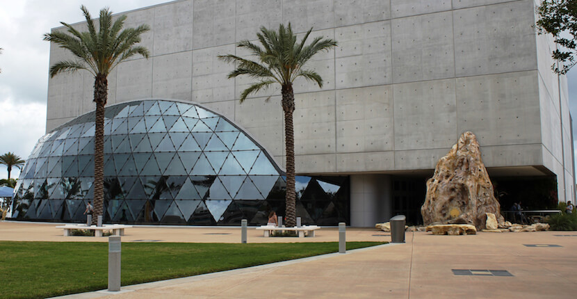 ... The Dali Museum Is One Of The Most Intriguing Art Museums In The United  States And