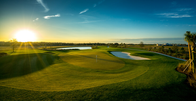 MustDo.com | Pope Golf, Esplanade Golf & Country Club Lakewood Ranch, Florida.