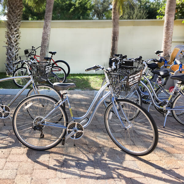 MustDo.com | Finnimore's Cycle Shop kids and adult Bike rentals and Beach gear rentals on Sanibel Island, Florida. #vacation #sanibel #bike #florida